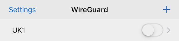 iOS WireGuard Setup | Celo VPN Help Center
