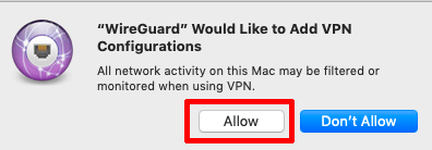 WireGuard-VPN-Allow-Connection
