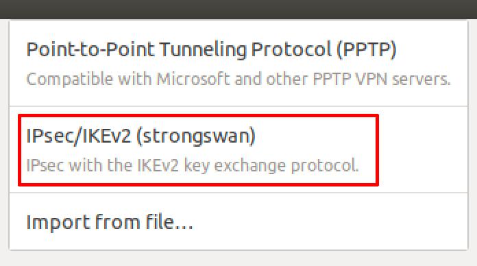 ubuntu ikev2 vpn strongswan